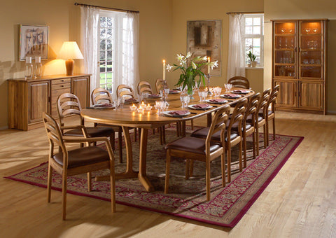 Dining Room Set 10 by Dyrlund