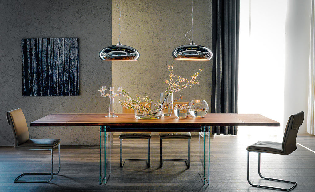 IKON DRIVE Dining Table by Cattelan Italia