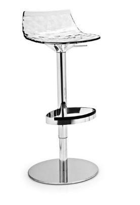 Ice Adjustable Stool by Connubia Calligaris CS/1039