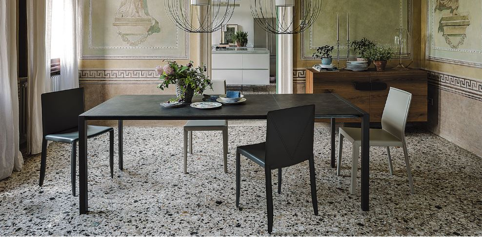 Pedro Drive  Dining Table by Cattelan Italia