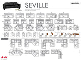 Seville Sofa Group by Jaymar