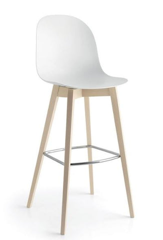 ACADEMY W Stool by Connubia Calligaris CB/1672