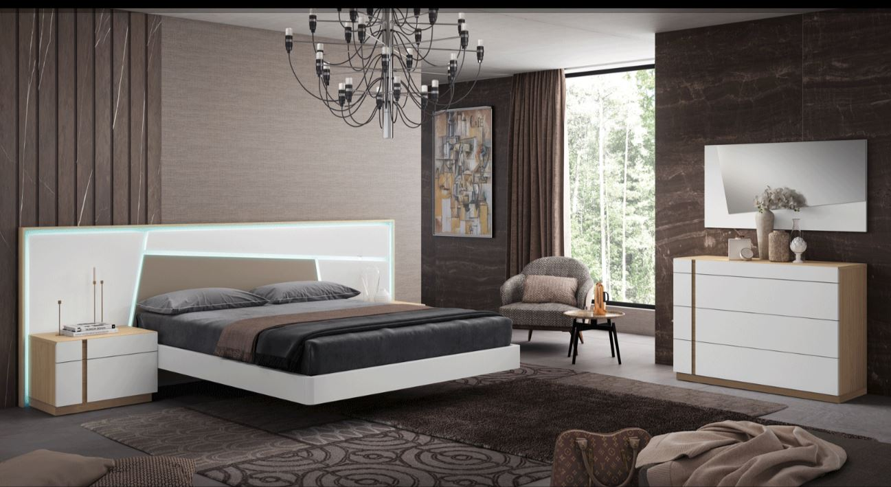 Anna Bedroom Set Set By Esf Mc Furniture