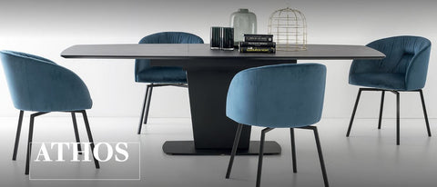 Athos Table by Connubia Calligaris, CB4783