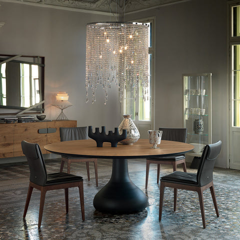 Bora Dining Table by Cattelan Italia