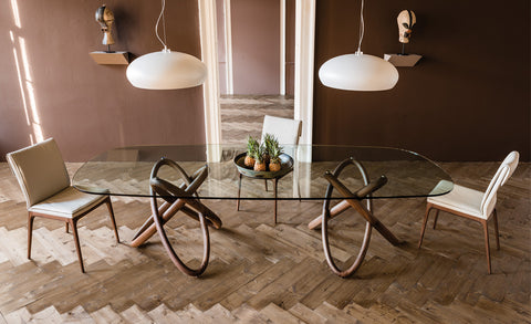 Carioka Dining Table by Cattelan Italia
