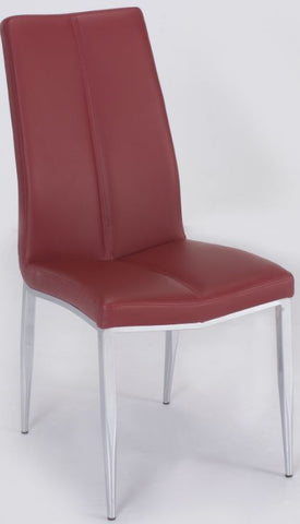 Abigail dining chair by Chintaly Imports