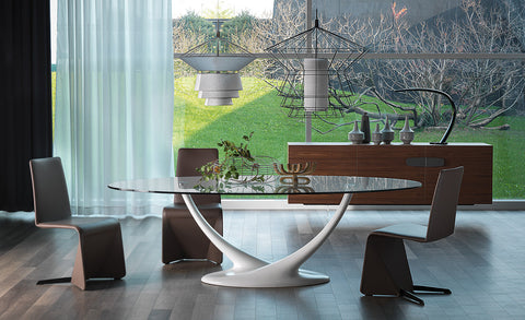 Coral Dining Table by Cattelan Italia