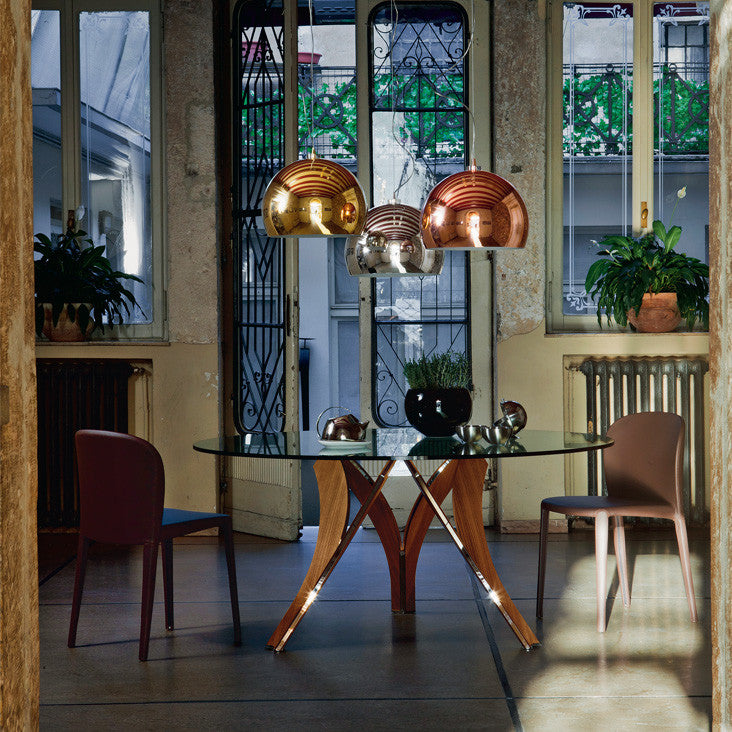 CORTINA Dining Table by Cattelan Italia