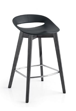 COSMOPOLITAN Stool by Connubia Calligaris CB/1939