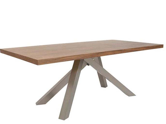 Dacy 79-inch Dining Table  by Eurostyle