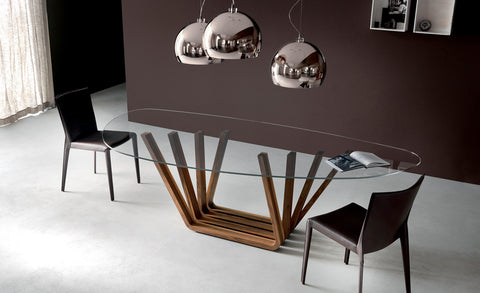 DOMINO Dining Table by Cattelan Italia