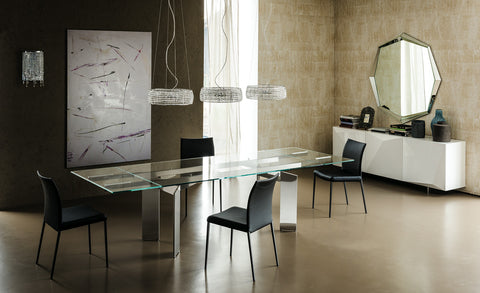 ELAN DRIVE Dining Table by Cattelan Italia