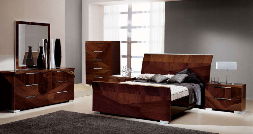 Capri Bedroom Set by Esf