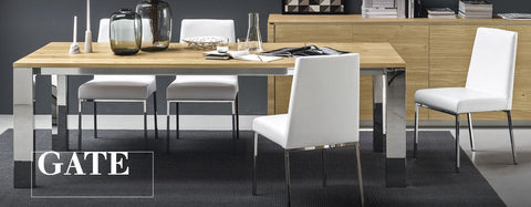Gate Table by Connubia Calligaris, CB4088