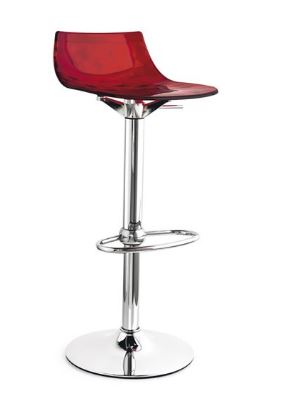 Ice Adjustable Stool by Connubia Calligaris CS/1475