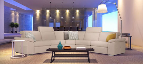 London Sofa Group and Sectional by Jaymar