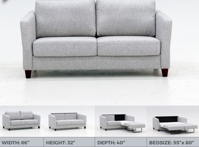 Monika Sofa Sleeper by Luonto Furniture