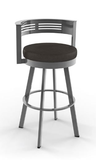 Rival swivel stool by Amisco