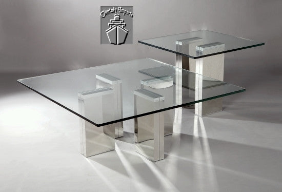 Sabrina Tables by Chintaly Imports