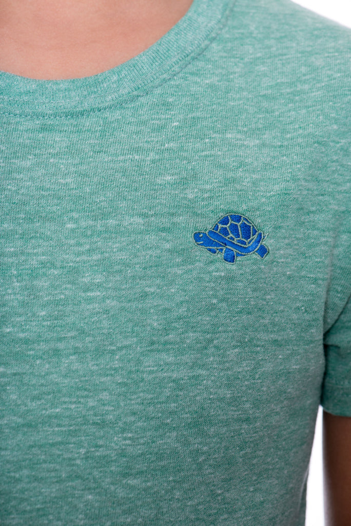 Youth LC Turtle Crew Neck