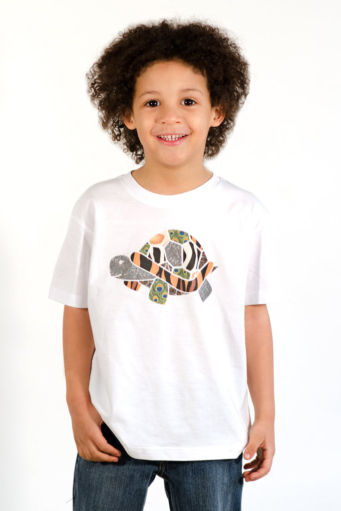 Boy Zoo Turtle Tee