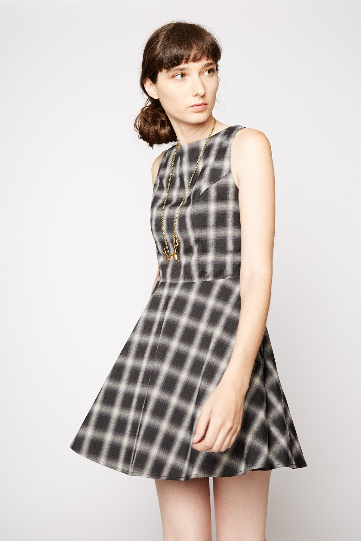 Line and Dot Keaton City Dress
