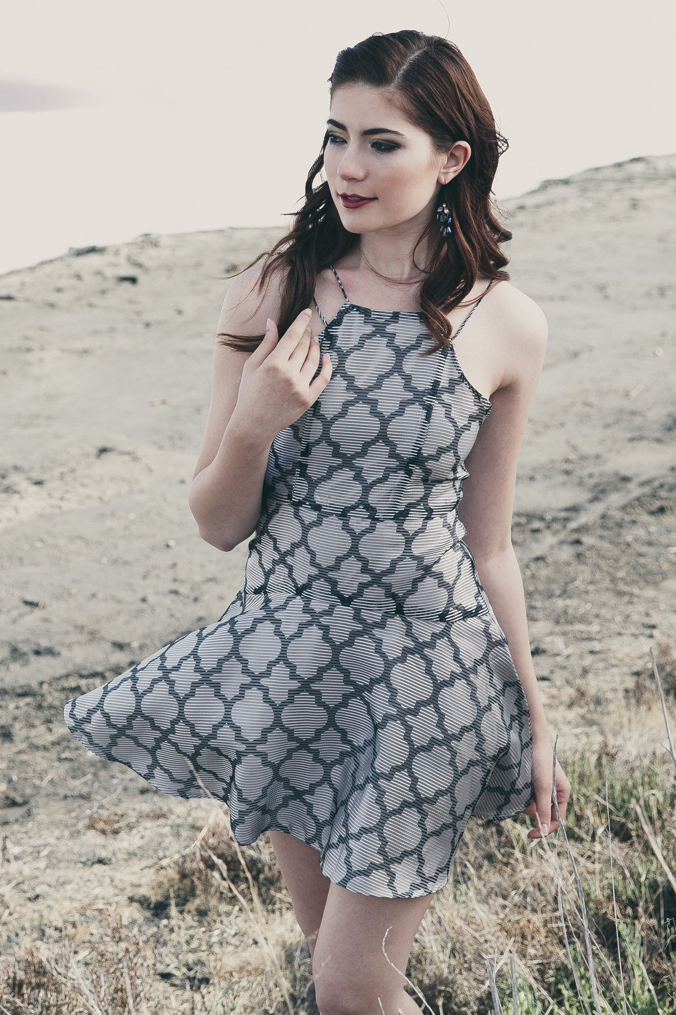 Cassiopeia Cocktail Dress by Three of Something