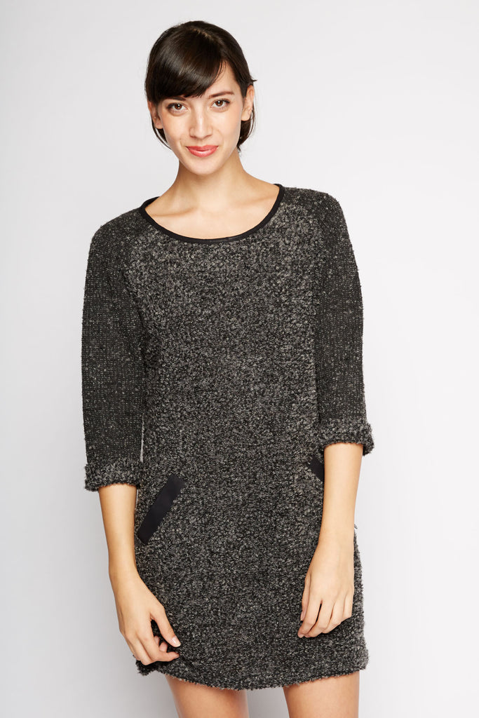 Volans Nubby Sweater Dress