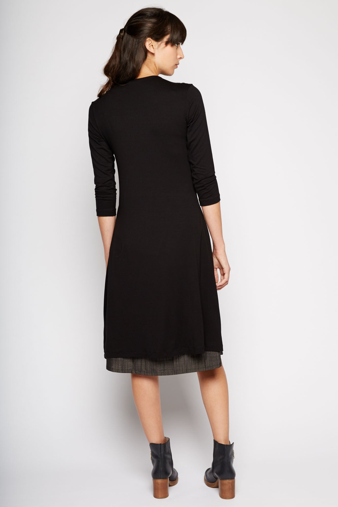 Sagittarius V-Neck Dress by Karen Klein