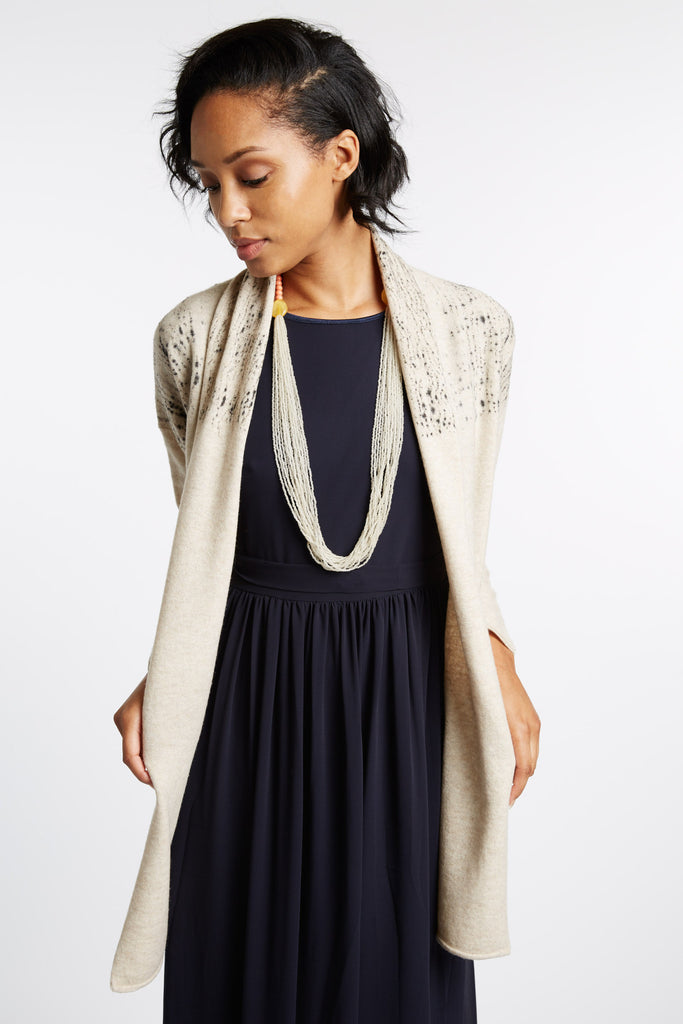 Tintoretto Knit Pocket Cardigan by Tina + Jo