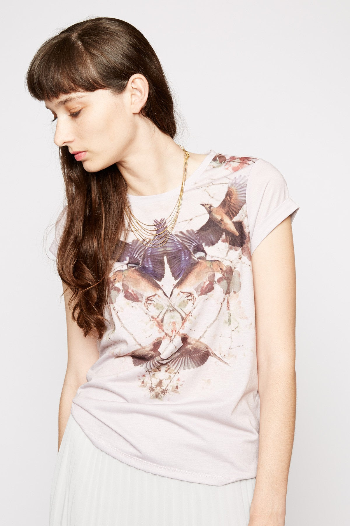Yumi Birds of a Feather Top