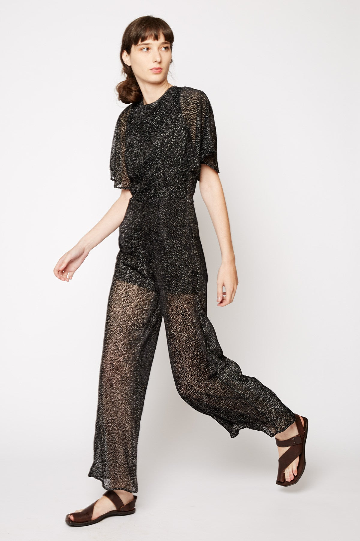 Line and Dot Kate the Great Jumpsuit
