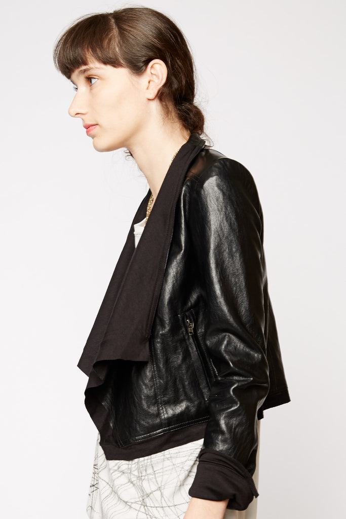 Willow & Clay Shawl Collar Jacket