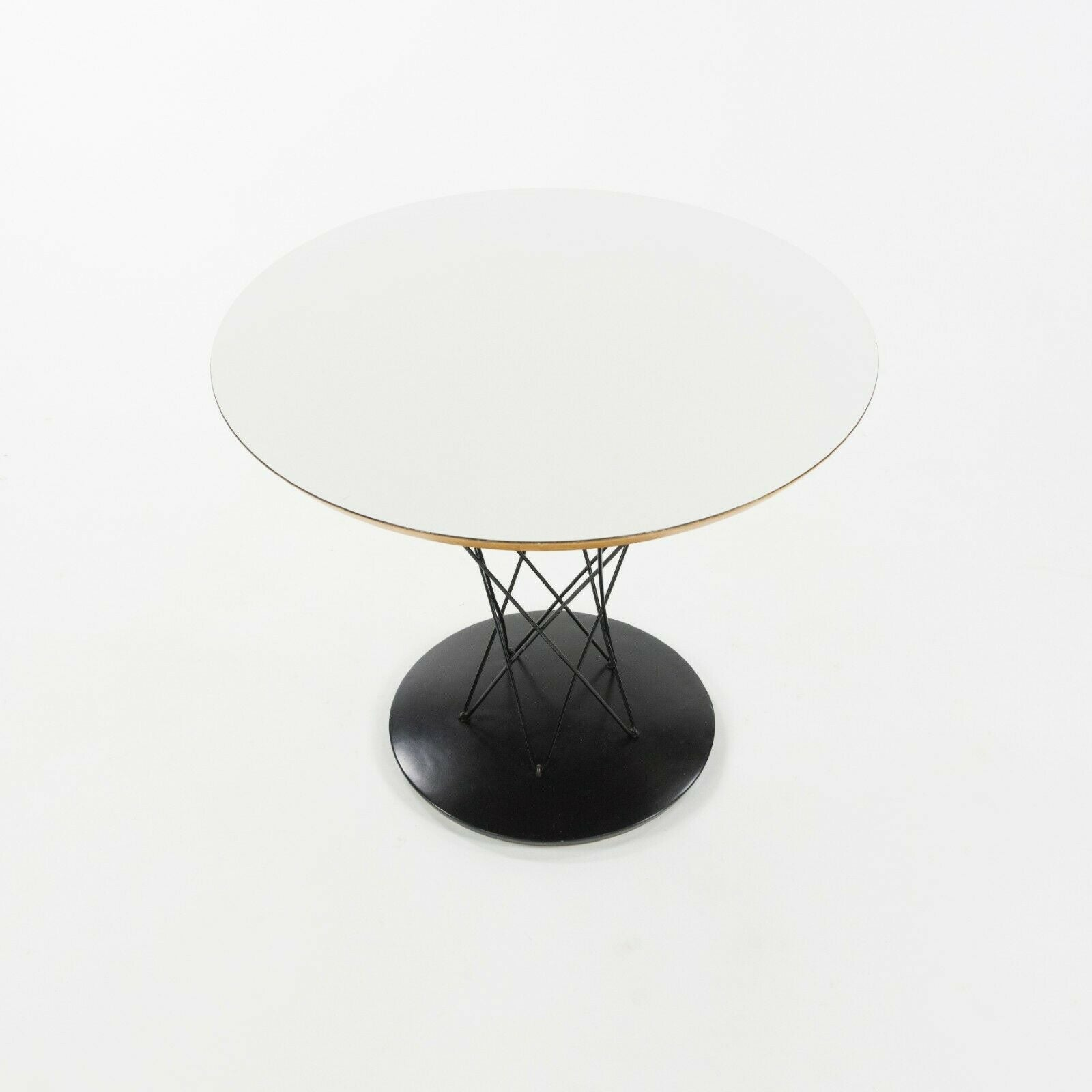 SOLD 1964 Isamu Noguchi for Knoll International Childs Cyclone or Side Table 24 in