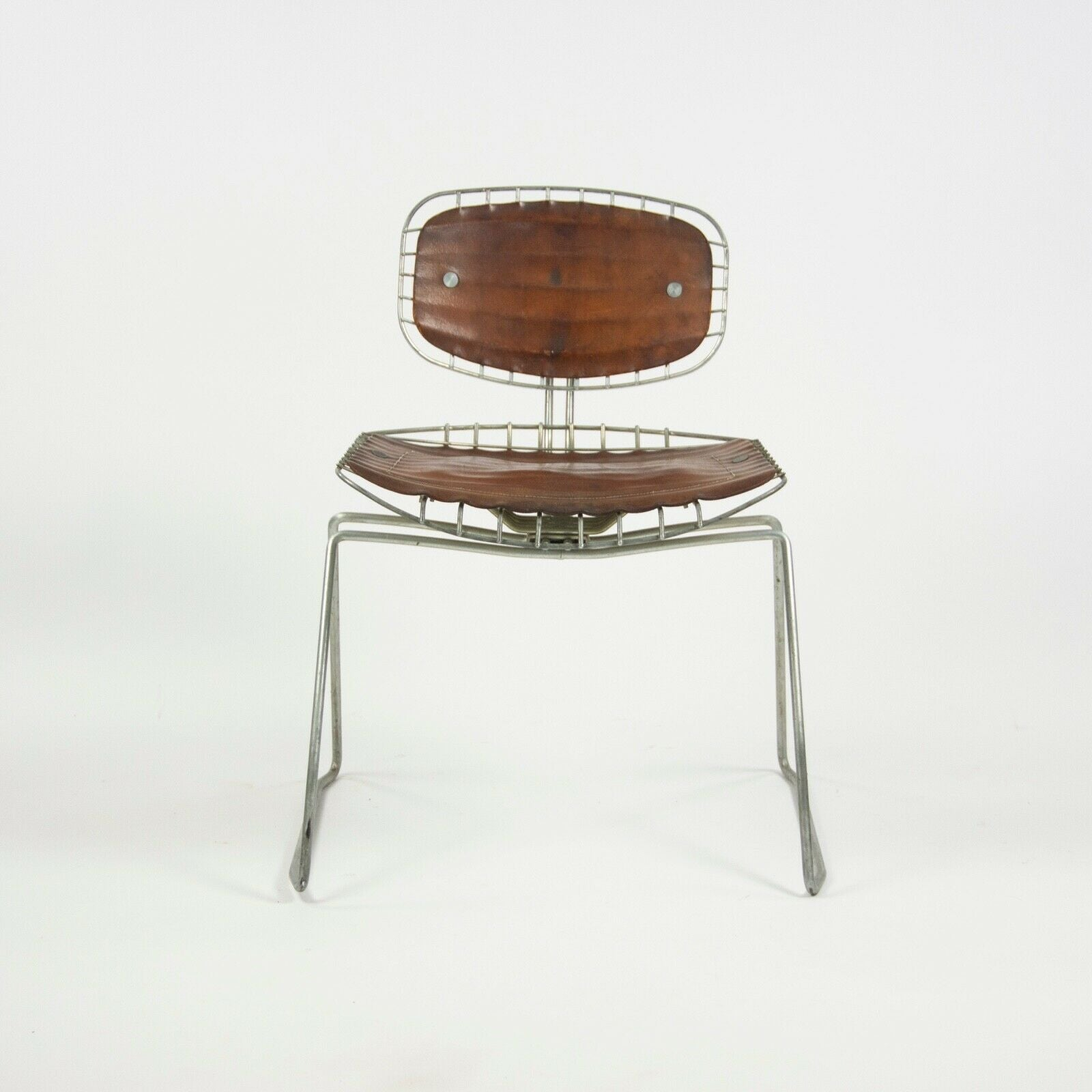 1976 Michel Cadestin & Georges Laurent Beaubourg Chair Teda France for Centre Pompidou