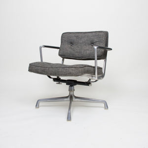 SOLD Museum Quality Rare 1968 Eames Herman Miller Armchair Aluminum Group Girard