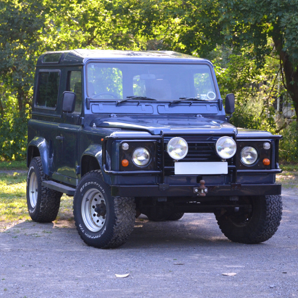 SOLD Land Rover Defender 90 Petrol V8