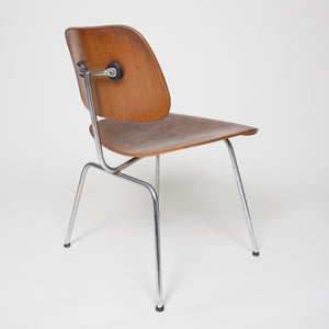SOLD Early Herman Miller Eames DCM 1952 Early Feet