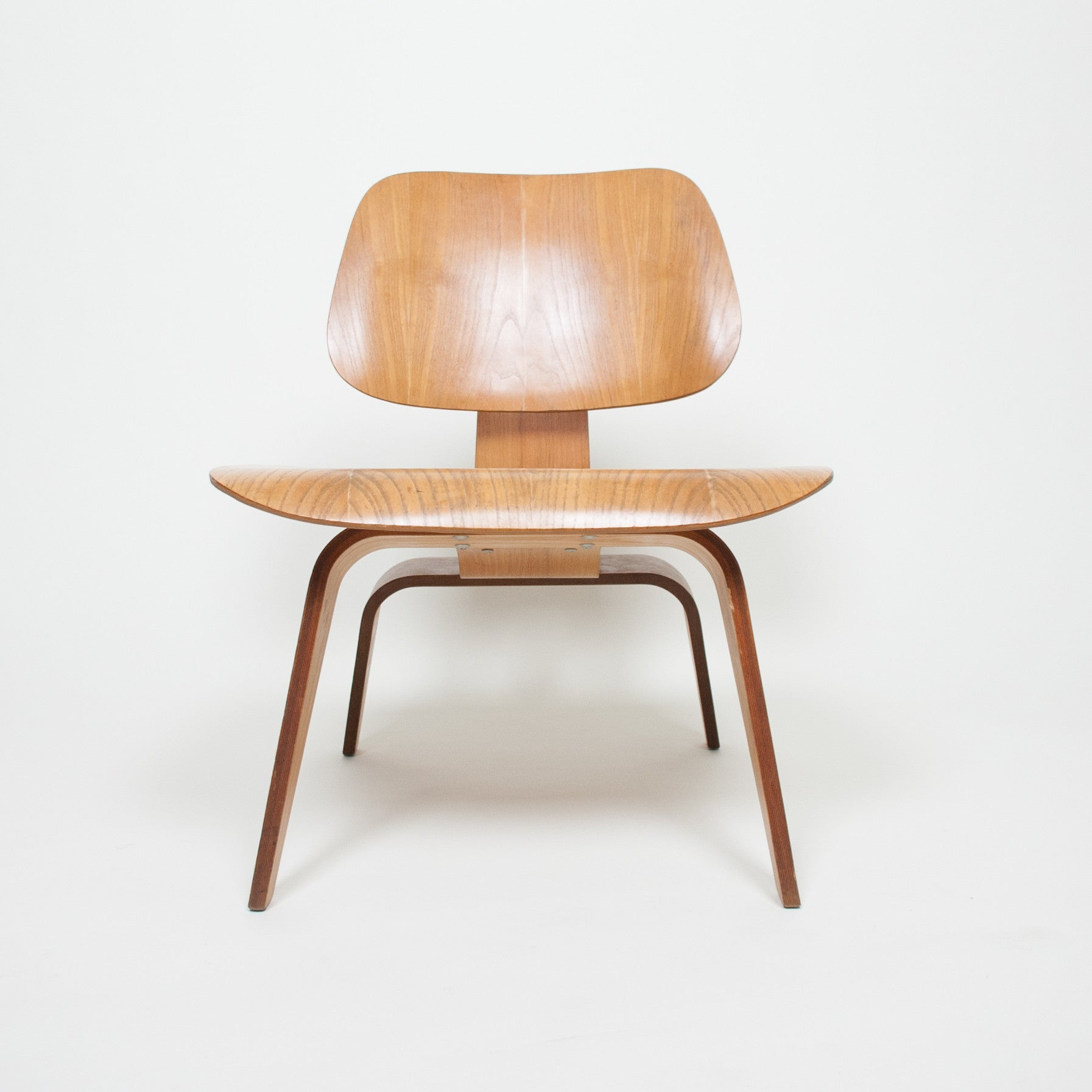 Swell Eames Herman Miller Early 1950S Lcw Plywood Lounge Chair Uwap Interior Chair Design Uwaporg
