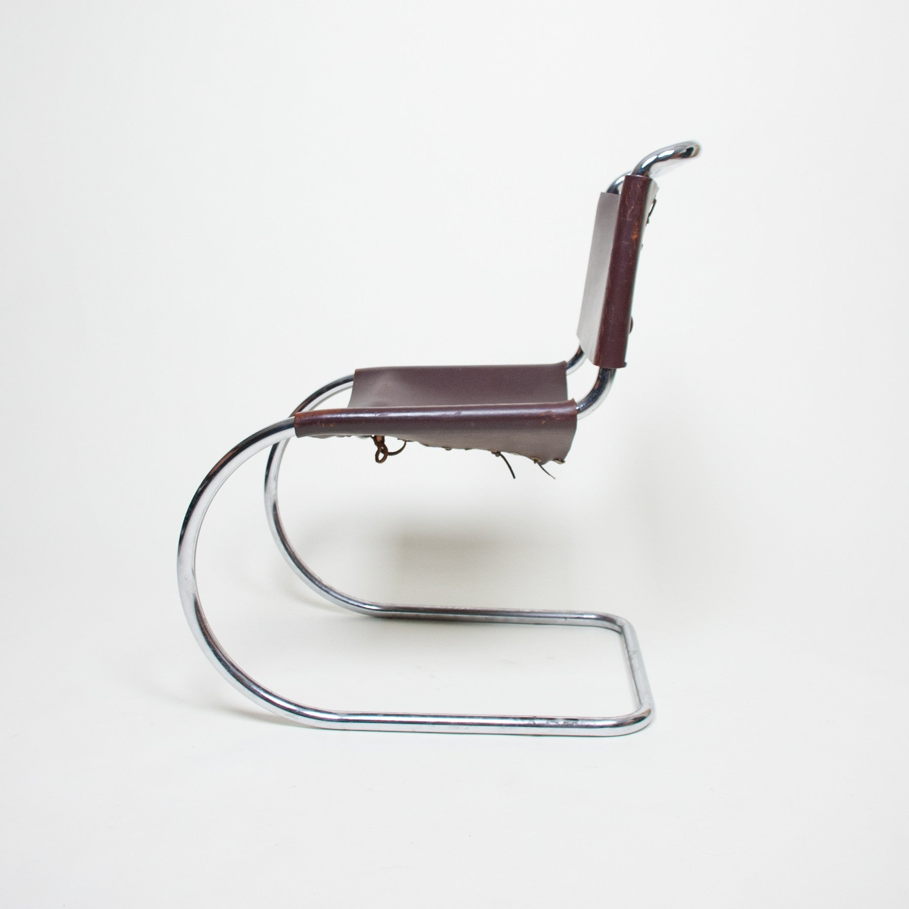 SOLD Knoll International Mies Van Der Rohe MR10 Chair