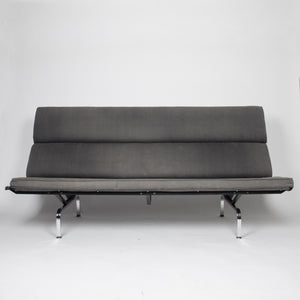 SOLD 1970's Eames Herman Miller Sofa Compact with Alexander Girard Fabric