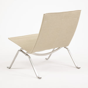 BRAND NEW Fritz Hansen Poul Kjaerholm PK22 Canvas Chair Multiples Available