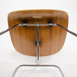 SOLD Herman Miller Eames Light Walnut DCM Dining Chairs Set of 10