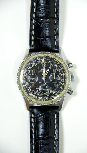 SOLD Breitling Navitimer 806 AOPA Steel Vintage 1960 1953 Wristwatch Rare 8----- #