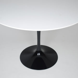 SOLD Eero Saarinen For Knoll 47 Inch Tulip Conference / Dining Table White Top