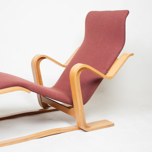 SOLD Marcel Breuer For Knoll Isokon Chaise Lounge Chair