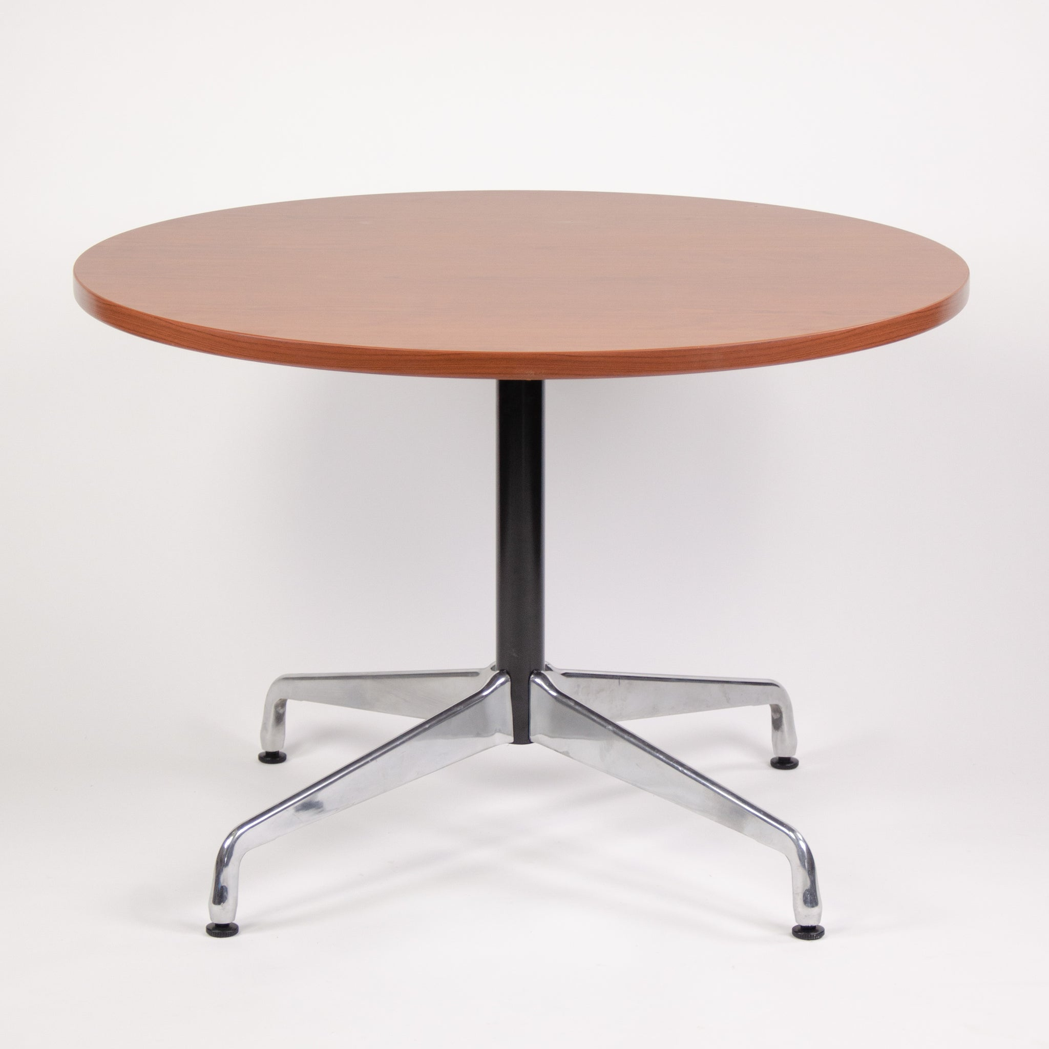 SOLD Eames Herman Miller Aluminum Group Segmented Dining Cafe Conference Table MINT