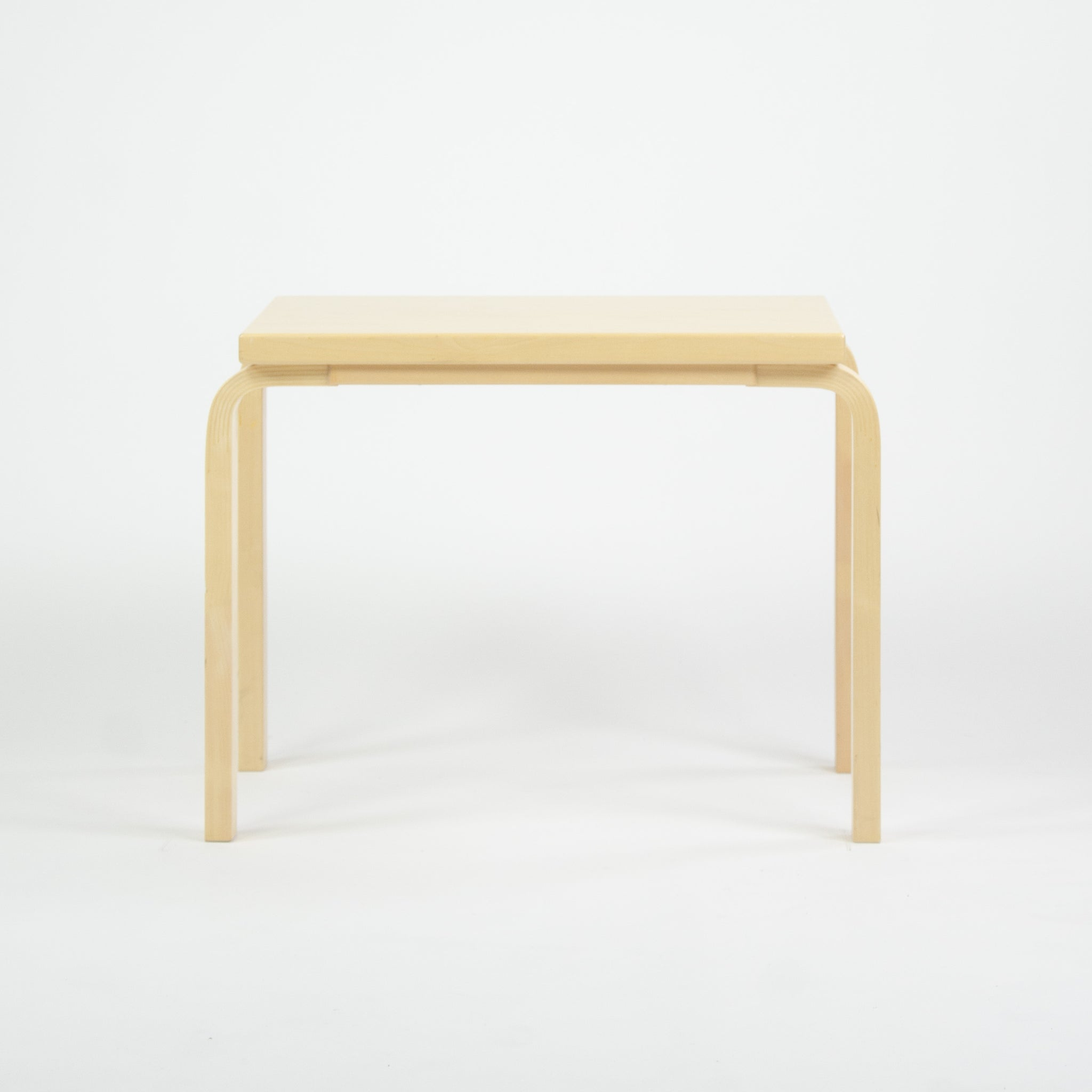 Alvar Aalto Nesting Table 88 by Artek Birch Made In Finland (1x available)
