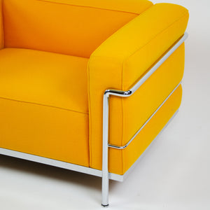 SOLD Cassina Italy Le Corbusier LC2 Grand Modele Armchair MINT 4 Available